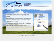 Tablet Preview of office-house.nl